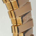 Güneş Golden Bronze Model Altın Bronz Renk Modern Ayna-23