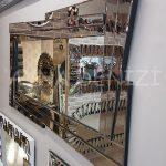 Zoro Bronze Model Modern Ayna-13