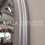 Padova Model Gümüş Renk Dekoratif Pencere Ayna-19Padova Model Gümüş Renk Dekoratif Pencere Ayna-19
