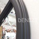 Padova Model Siyah Renk Dekoratif Pencere Ayna-18