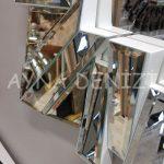 Akustik White Silver Model Beyaz Şeffaf Renk Modern Ayna-15