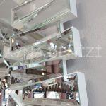 Akustik White Silver Model Beyaz Şeffaf Renk Modern Ayna-20