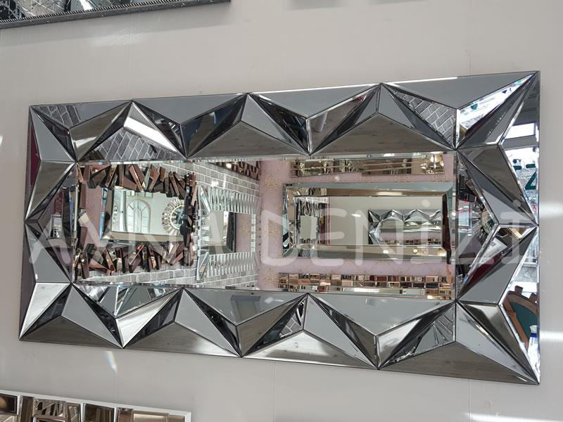 Hipnoz Night Model Modern Ayna