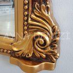 Matmazel Model Altın Renk Boy Aynası-15