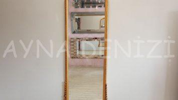 Matmazel Model Altın Renk Boy Aynası