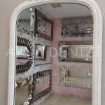 Matmazel Model Beyaz Renk Boy Aynası-18