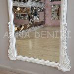 Matmazel Model Beyaz Renk Boy Aynası-19