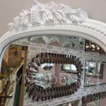 Matmazel Model Beyaz Renk Boy Aynası-23