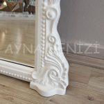 Matmazel Model Beyaz Renk Boy Aynası-24