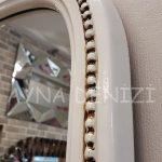 Matmazel Model Eskitme Beyaz Renk Boy Aynası-18