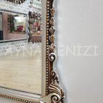 Matmazel Model Gümüş Renk Boy Aynası-17