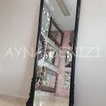 Matmazel Model Siyah Renk Boy Aynası-10