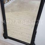 Matmazel Model Siyah Renk Boy Aynası-18