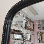 Matmazel Model Siyah Renk Boy Aynası-20
