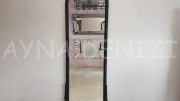 Matmazel Model Siyah Renk Boy Aynası