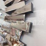 Güneş Piyano Black Bronze Model Siyah Bronz Renk Modern Ayna-21