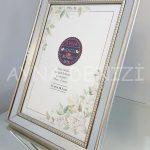 Jesy Fifth Silver Model Gümüş Renk Dekoratif Aynalı Resim Çerçevesi-12