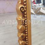 Matmazel Model Altın Renk Ayaklı Boy Aynası-22