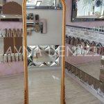 Matmazel Model Altın Renk Ayaklı Boy Aynası-5