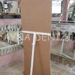 Matmazel Model Beyaz Renk Ayaklı Boy Aynası-16