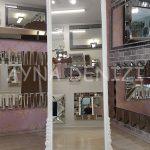 Matmazel Model Beyaz Renk Ayaklı Boy Aynası-7