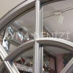 Milano Model Gümüş Renk Dekoratif Pencere Ayna-19