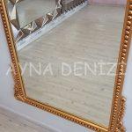 Sinyora Model Altın Renk Boy Aynası-19
