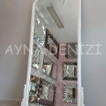 Sinyora Model Beyaz Renk Boy Aynası-13