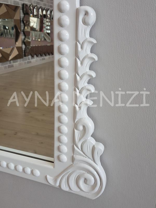 Sinyora Model Beyaz Renk Boy Aynası-15