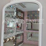 Sinyora Model Beyaz Renk Boy Aynası-18