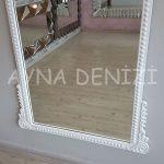 Sinyora Model Beyaz Renk Boy Aynası-19