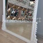 Sinyora Model Beyaz Renk Boy Aynası-21