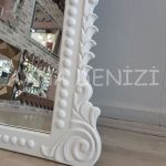 Sinyora Model Beyaz Renk Boy Aynası-22