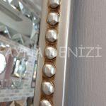 Sinyora Model Gümüş Renk Boy Aynası-16