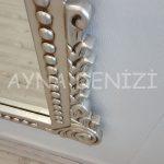 Sinyora Model Gümüş Renk Boy Aynası-20