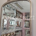 Sinyora Model Gümüş Renk Boy Aynası-22