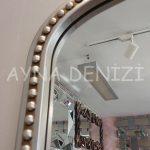 Sinyora Model Gümüş Renk Boy Aynası-23