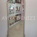 Sinyora Model Gümüş Renk Boy Aynası-8