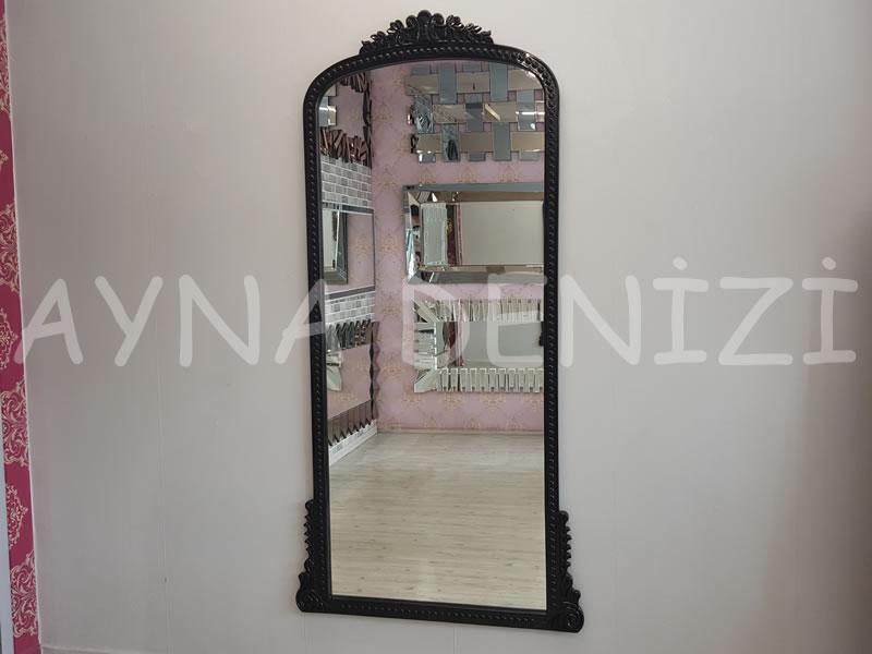 Sinyora Model Siyah Renk Boy Aynası-1