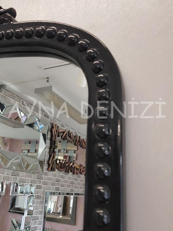 Sinyora Model Siyah Renk Boy Aynası-21