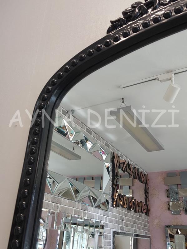 Sinyora Model Siyah Renk Boy Aynası-23