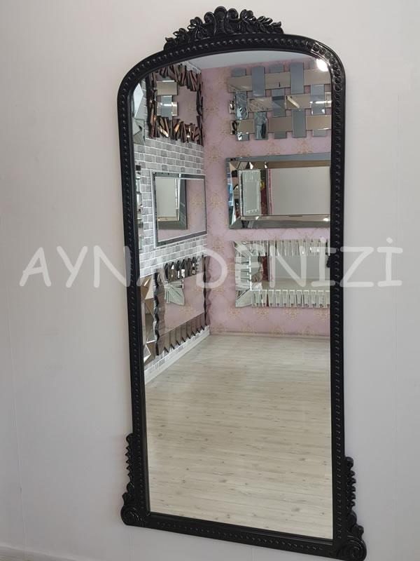 Sinyora Model Siyah Renk Boy Aynası-3